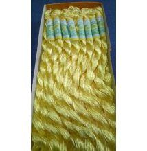 Suncokret hímzőfonal – citromsárga színben