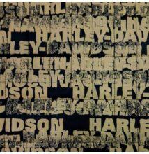 Steppelt kabátbélés – Harley Davidson felirattal