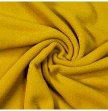Polár - Mustár sárga színben, egy oldalas