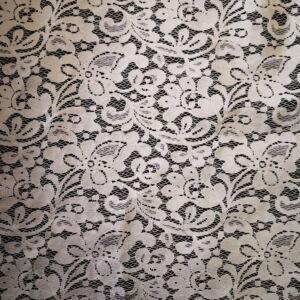 Csipke – Fehér színűben, extra széles