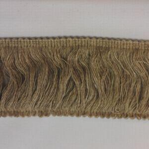 Dísz szalag – Bézs sűrű szálú, széles fonal rojt