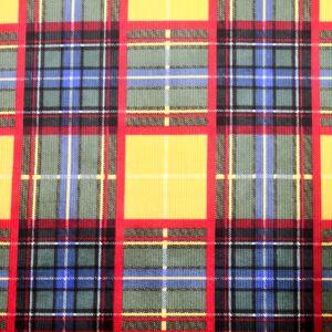 Mikrokord – Skótkockás mintával