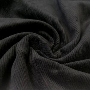 Kordbársony – Sötétszürke színben, elasztikus