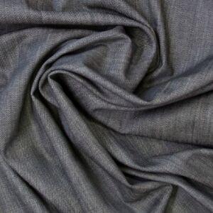 Farmervászon – Szürkés, kékes színben, elasztikus 17991