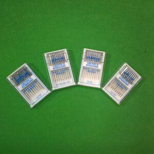 Akra háztartási varrógéptűk – 4 féle kiszerelésben 10db/doboz