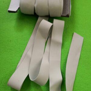 Gumiszalag – Nyers gumi (fürdőruha gumi), 20mm
