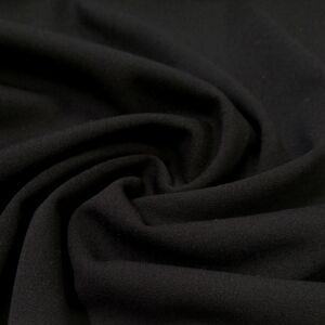 Scuba krepp – Fekete színben