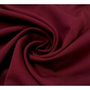 Barbi Crepe – Bordó színű üni