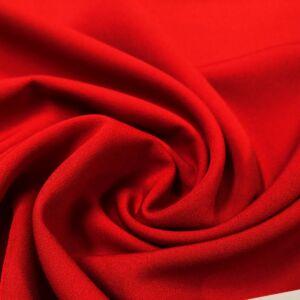 Barbi Crepe – Piros színű üni