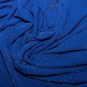 Jersey Metalic  – Csillogó középkék színben