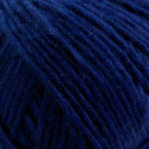 Gyapjú kötőfonal – Királykék színben, 10dkg