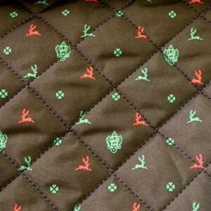 Steppelt kabátbélés – Szarvas mintával
