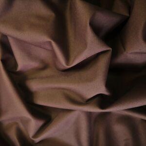 Puplin – Sötétbarna színű üni, elasztikus
