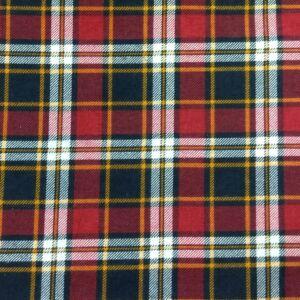 Flanel – Skótkockás mintával, piros árnyalatban