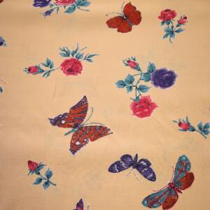 Flokon – Lepkés és virágos mintával