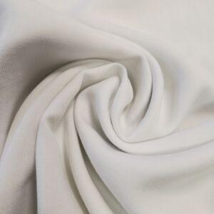 Viszkóz szövet – Fehér színű üni