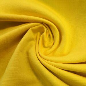 Lenvászon – Napsárga színben
