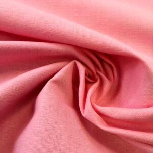 Lenvászon – Rózsaszín színben