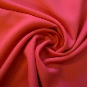 Minimat – Panama szövet, piros színű üni