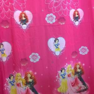 Walt Disney – Hercegnők mintával