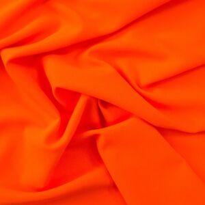 Minimat – Panama szövet, élénk narancssárga színű üni