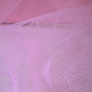 Tüll – Rózsaszín színben