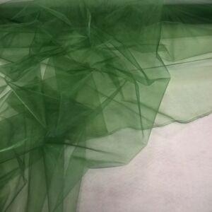 Organza – Zöld színben