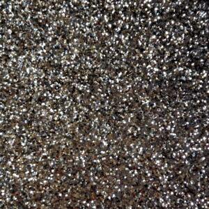 Alkalmi tüll – Csillogó ombre, arany-ezüst átmenetes színben