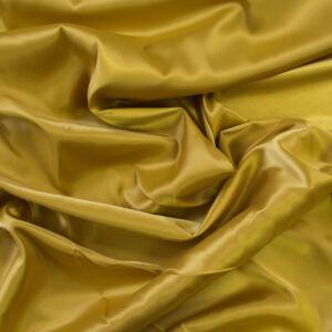 Princess szatén –  Okkersárga színű üni, elasztikus