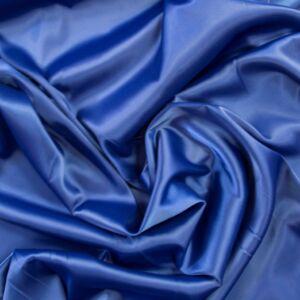 Princess szatén –  Sötétkék színű üni, elasztikus