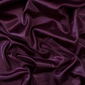Dekor szatén – Püspök lila színű üni