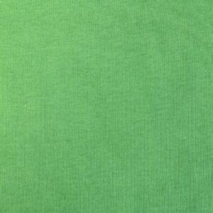 Passzé anyag – Körkötött, középzöld színben