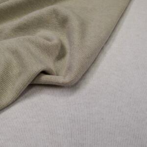 Kétoldalas kötött kelme – Fehér és bézs színben