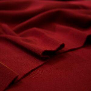 Passzé anyag – Körkötött, bordó színben