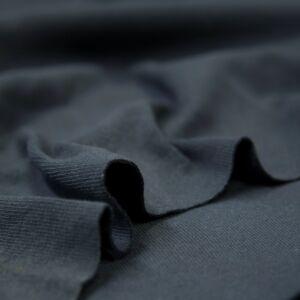 Passzé anyag – Körkötött, szürkéskék színben
