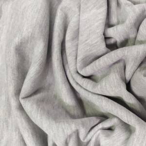 Pamut futter bolyhos –  Világos szürke színben