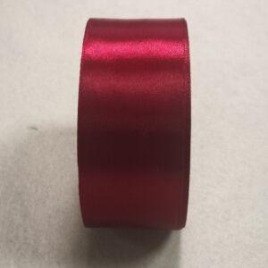 Szatén szalag – Bordó színben, 4cm