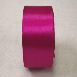 Szatén szalag – Pink színben, 4cm