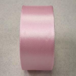 Szatén szalag – Halvány rózsaszín színben, 4cm