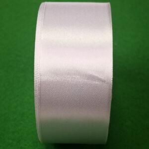 Szatén szalag – Fehér színben, 4cm