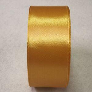 Szatén szalag – Narancssárga színben, 4cm