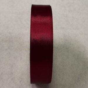 Szatén szalag – Bordó színben, 2cm