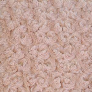 Bella – Körkörös mintával, púder rózsaszínben