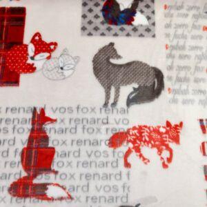 Wellsoft (Léda) – Róka mintával