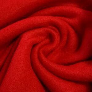 Polár – Piros színben 260cm széles