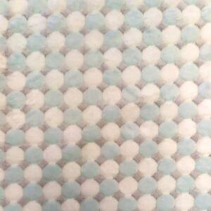 Wellsoft (Léda) – Körös mintával, kék színben