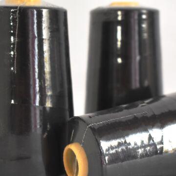 Vega gépcérna – Fekete színben, 120-as