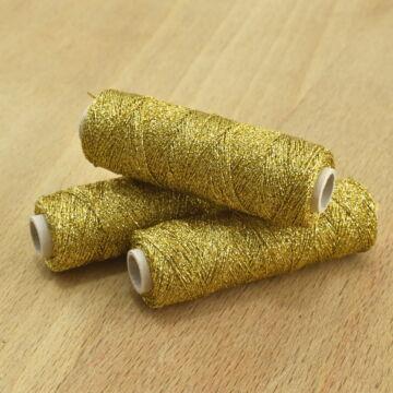 ZLATKA hímzőcérna – Arany színben