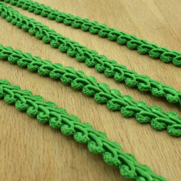 Bortni – Zöld színben, 12mm