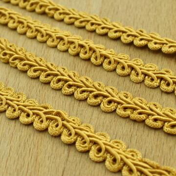 Bortni – Arany színben, 12mm